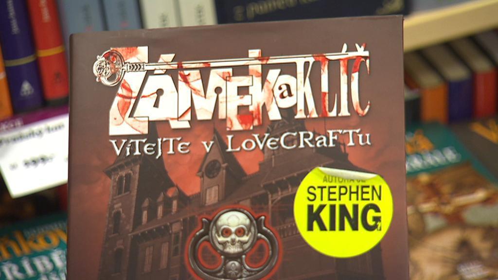 Joe Hill / Zámek a klíč: Vítejte v Lovercraftu