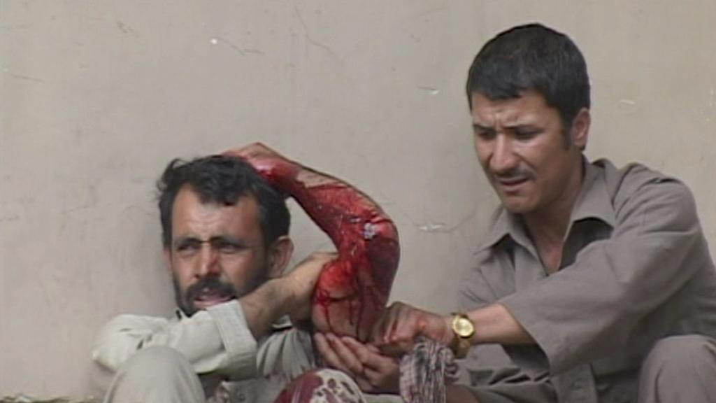 Tálibán útočí v centru Kábulu