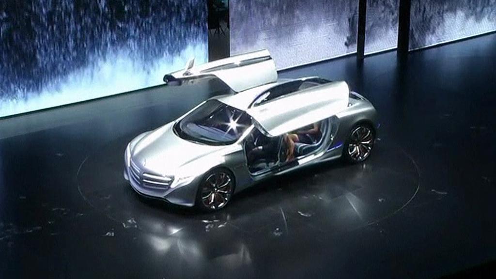 Mercedes - Benz F125 Concept