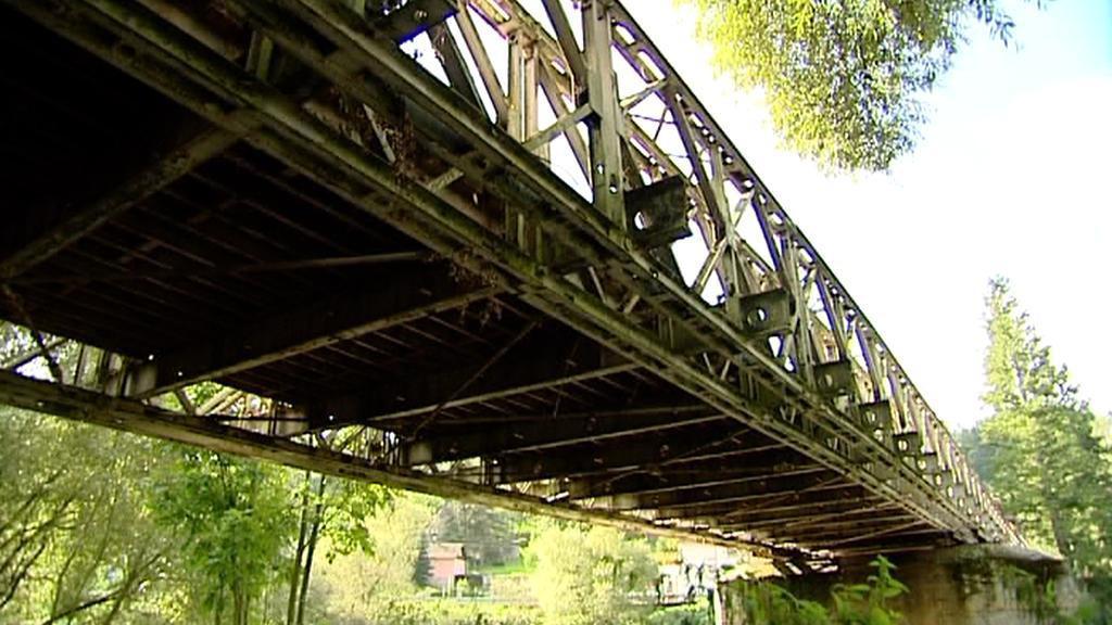 Most v Šemnici