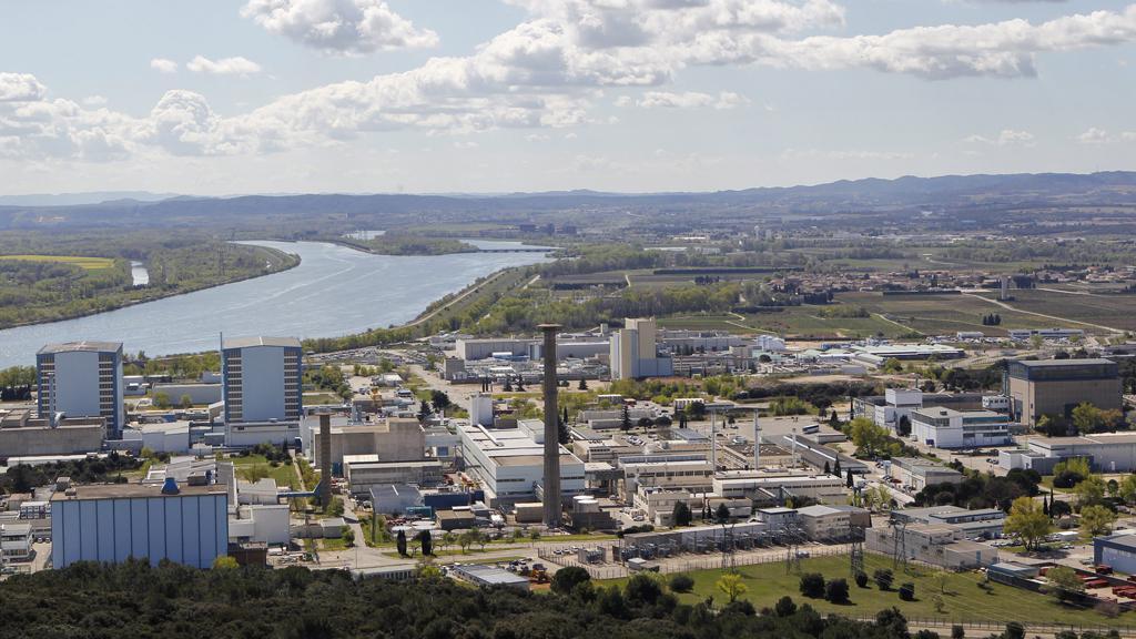 Jaderný komplex Marcoule