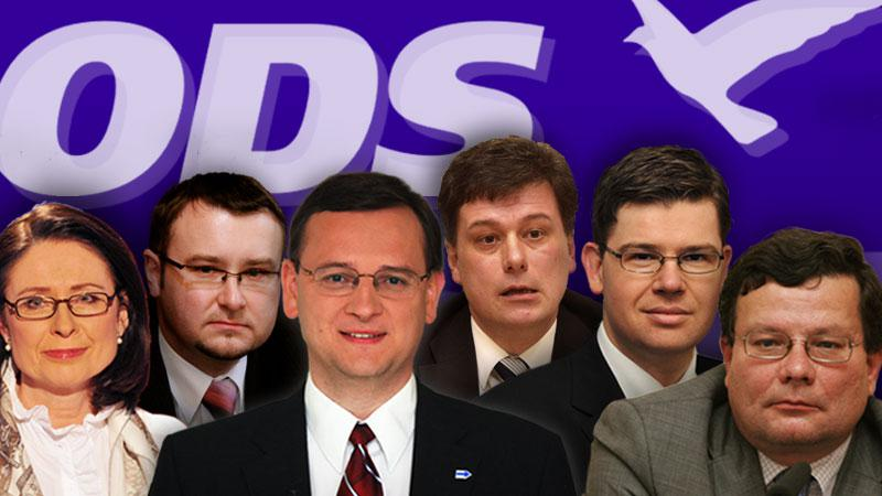 Nové vedení ODS