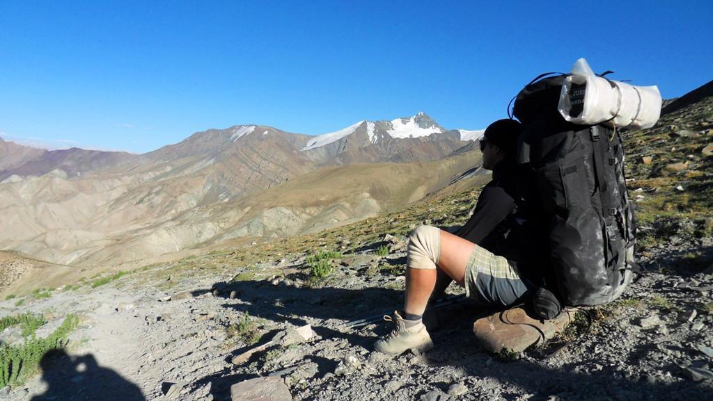 Cestování po Ladakhu