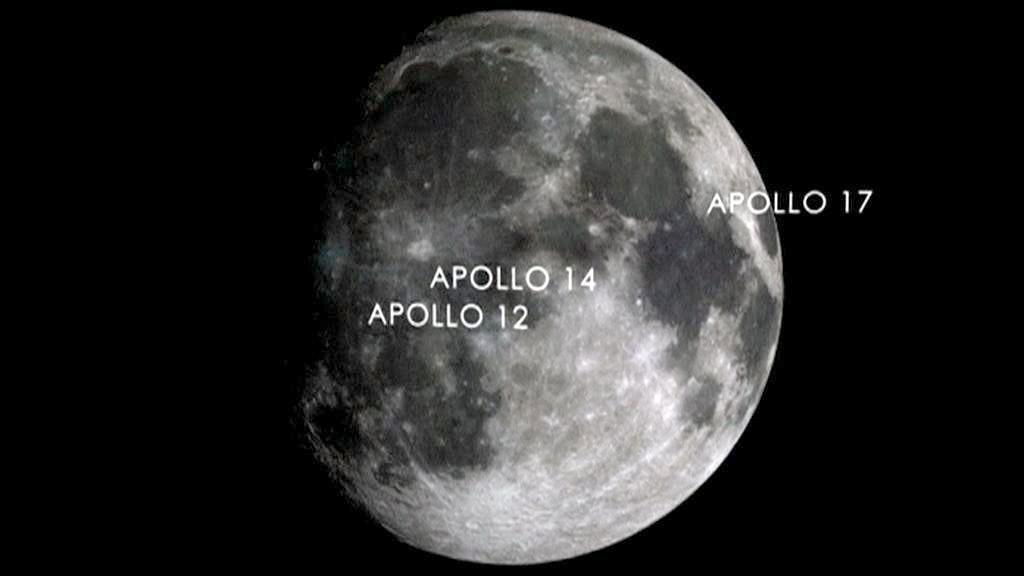 NASA zveřejnila exkluzivní fotky Měsíce