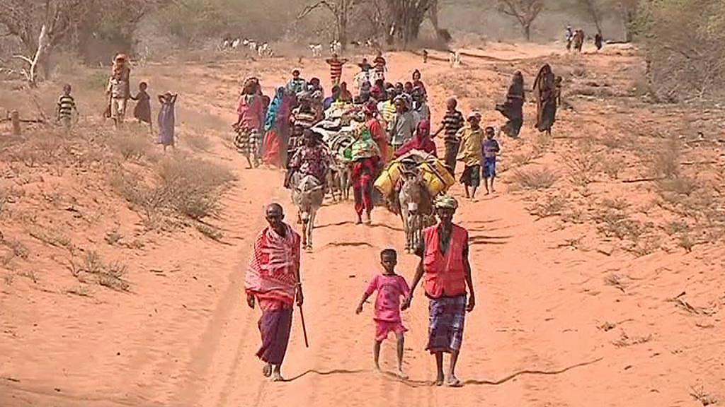 Somálsko - ilustrační foto