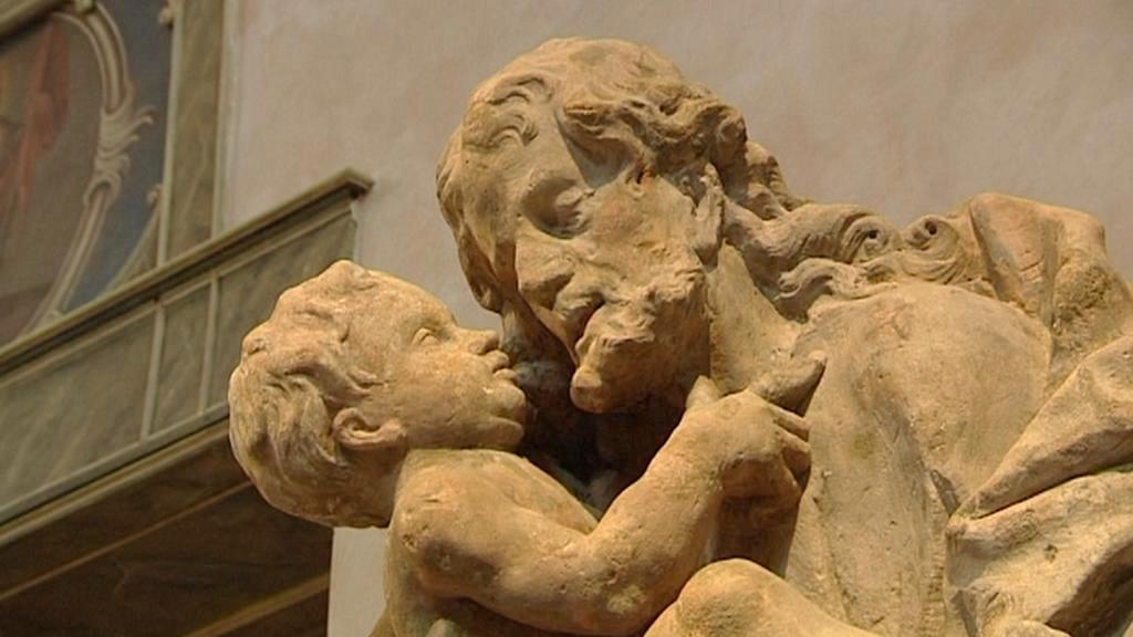 Barokní socha