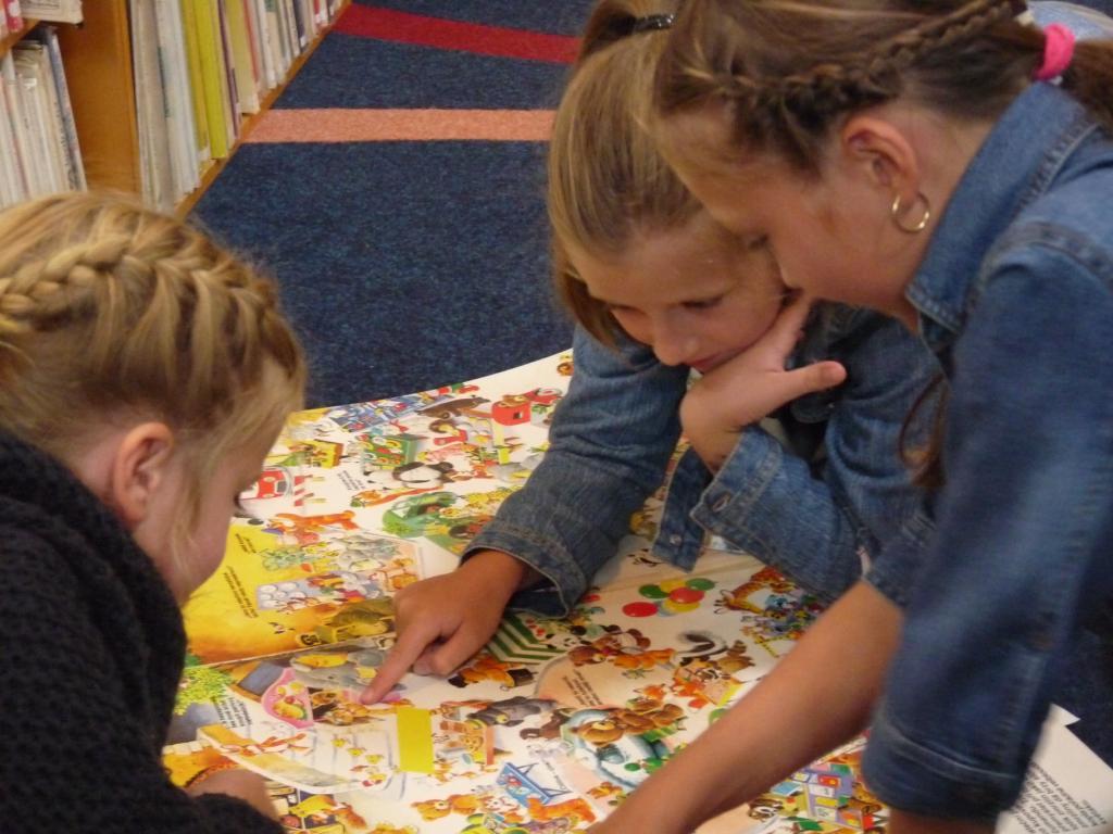 Z otevření nových prostor knihovny v Sázavě