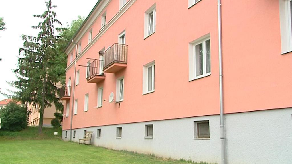 Dům, ve kterém mají byt manželé Pištělákovi
