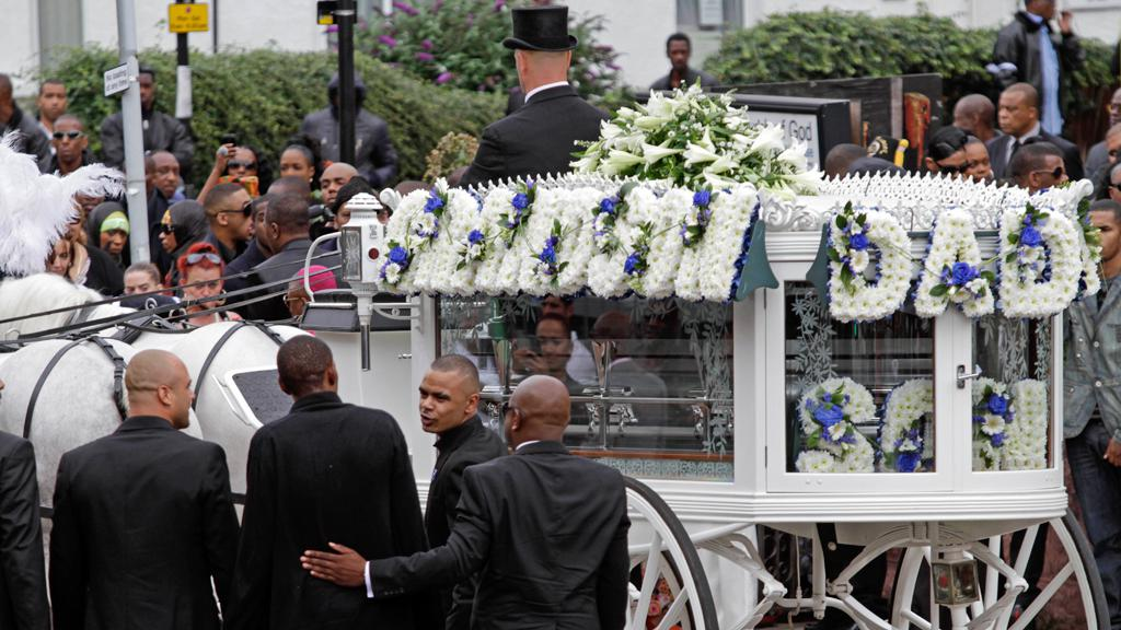 Pohřeb Marka Duggana