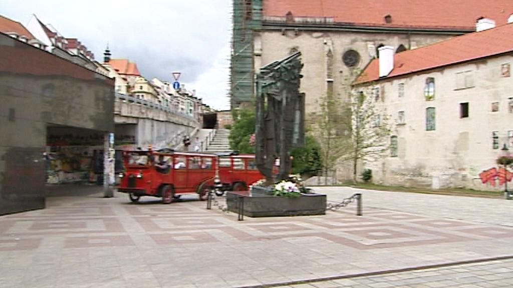 Bratislavský památník obětem holocaustu