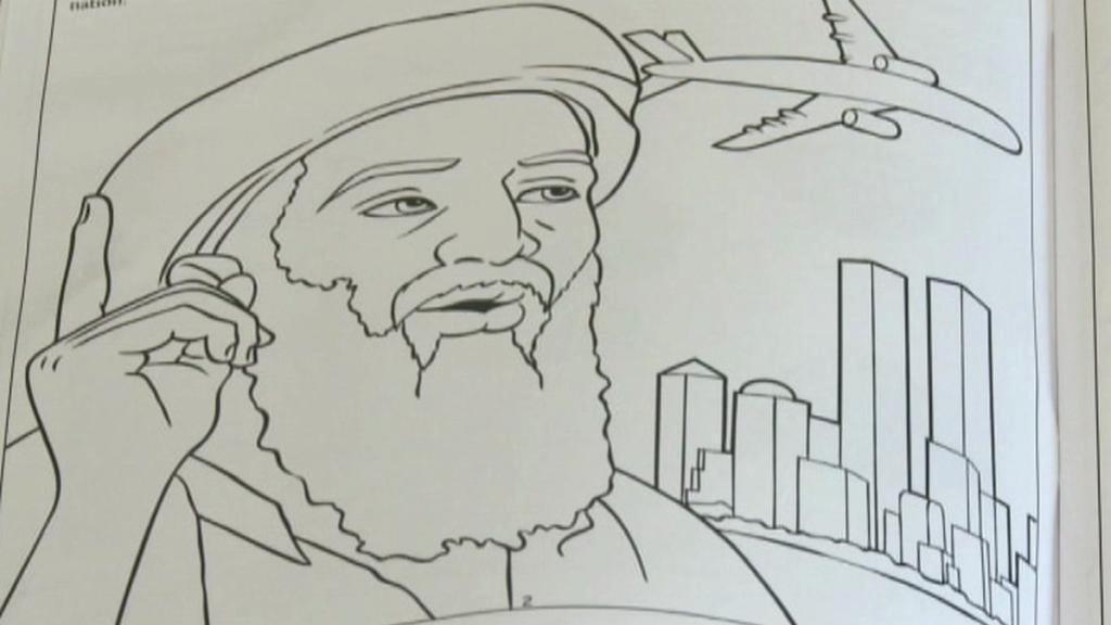 Omalovánky k 11. září