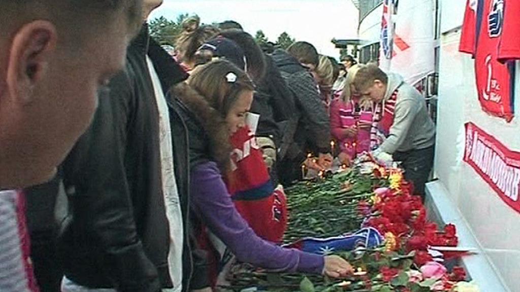 Pieta v Jaroslavli