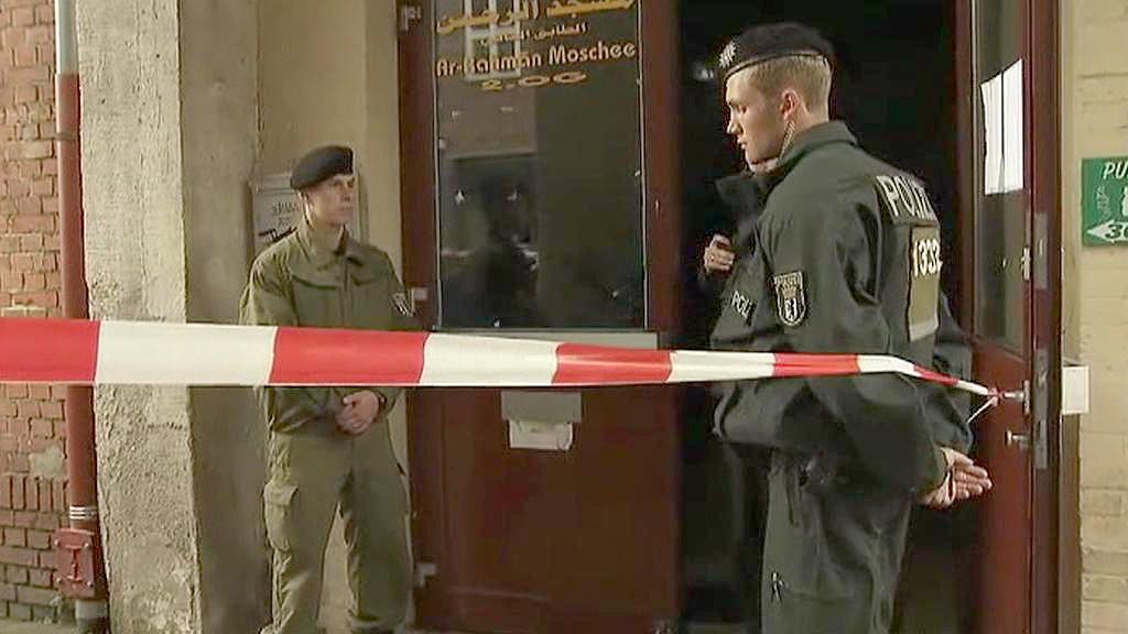 Německá policie zatkla dva islamisty