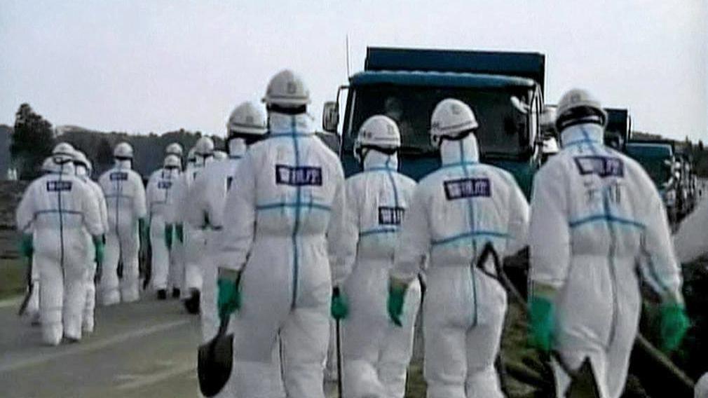 Odstraňování následků havárie elektrárny Fukušima