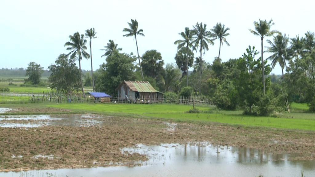 Kambodža - jak bydlí chudí