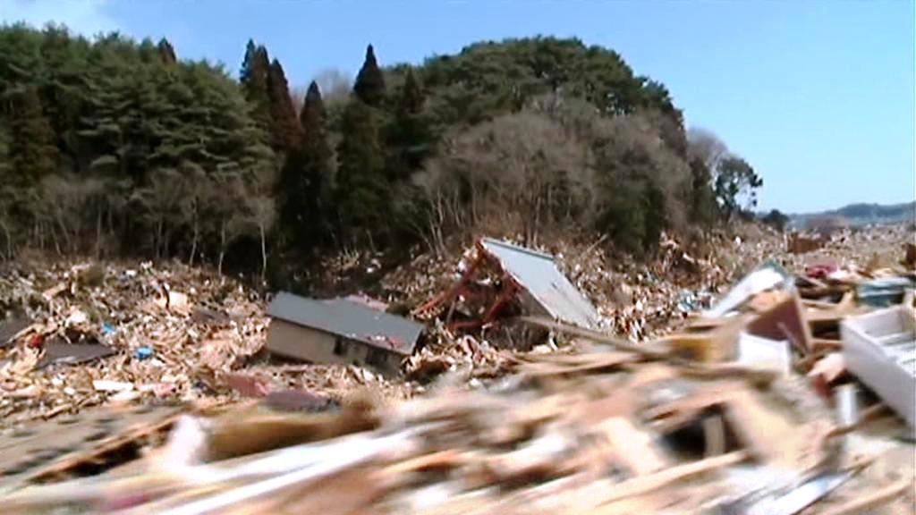 Oblasti postižené zemětřesením