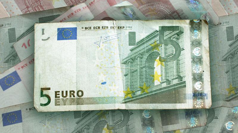 Pět Euro