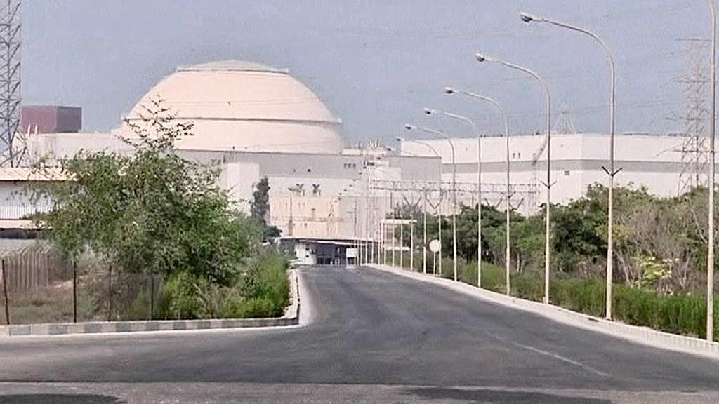 Íránský jaderný komplex
