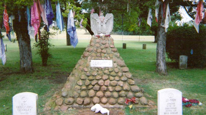 Hrobka náčelníka Geronima