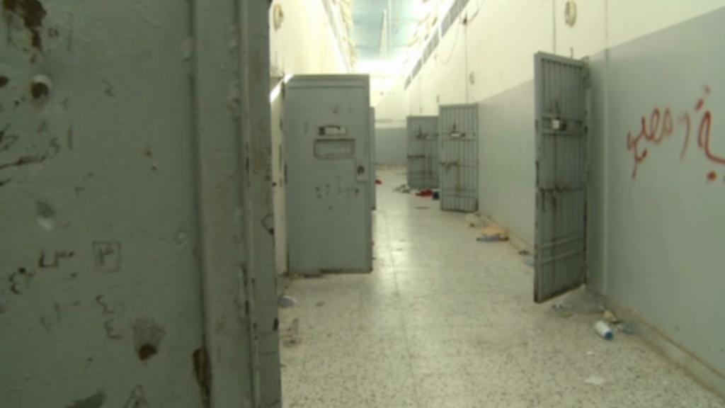 Ukrutnosti ve věznici Abu Sálim