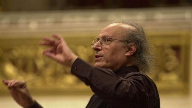 Dirigent Eliahu Inbal