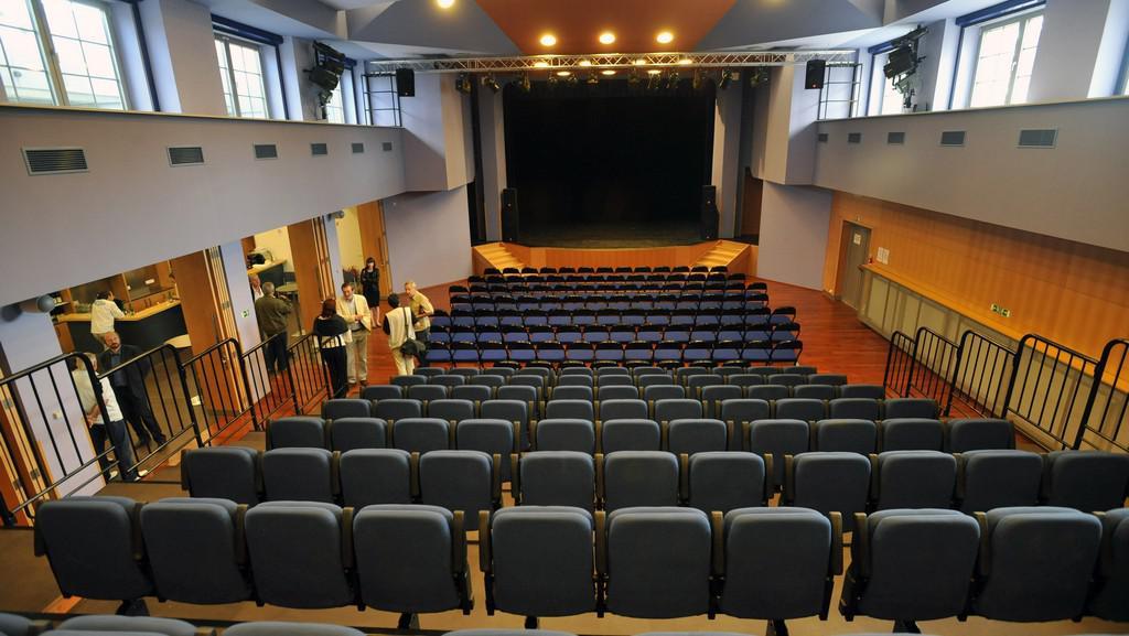 Divadlo Bolka Polívky U22