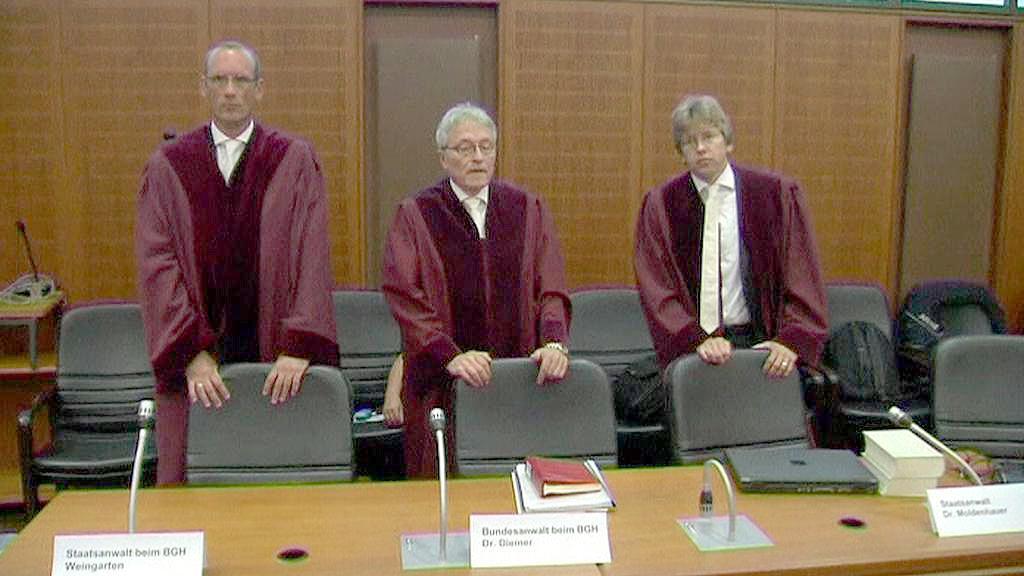 Německý soud - ilustrační foto