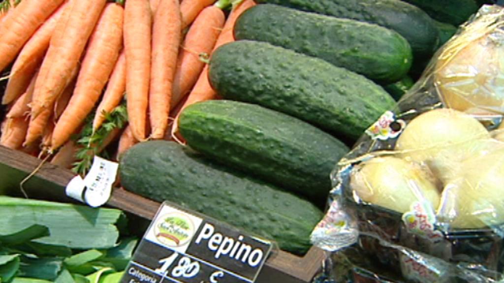 Prodej zeleniny