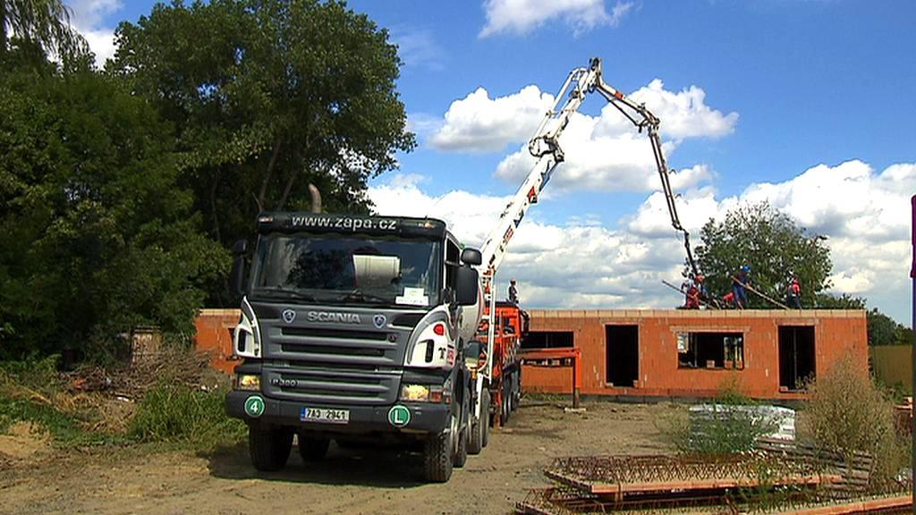 Výstavba Regi Base I
