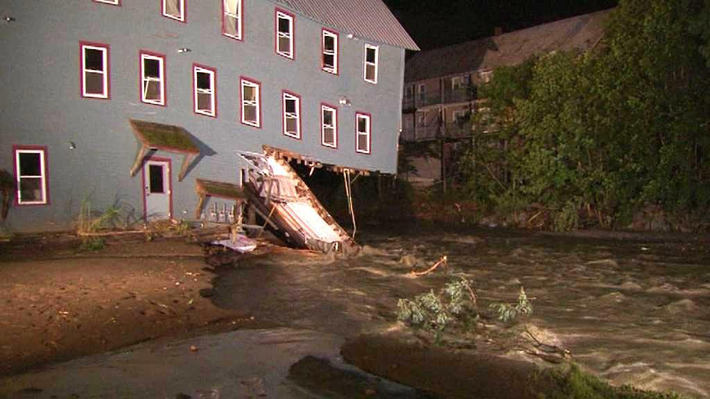 Následky hurikánu Irene