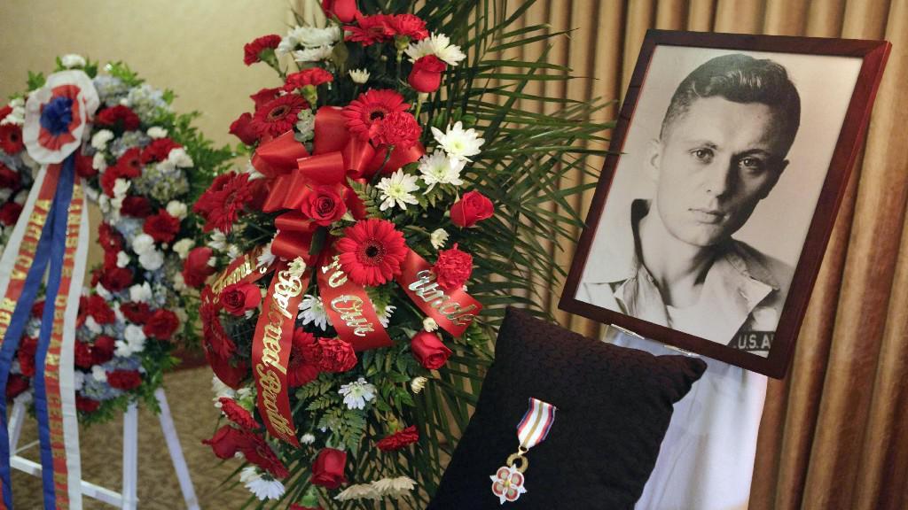 Pohřeb Ctirada Mašína
