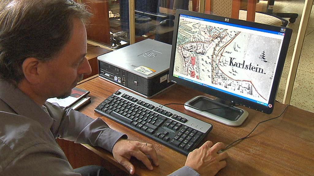 Digitalizace katastrálních map Rakouska–Uherska