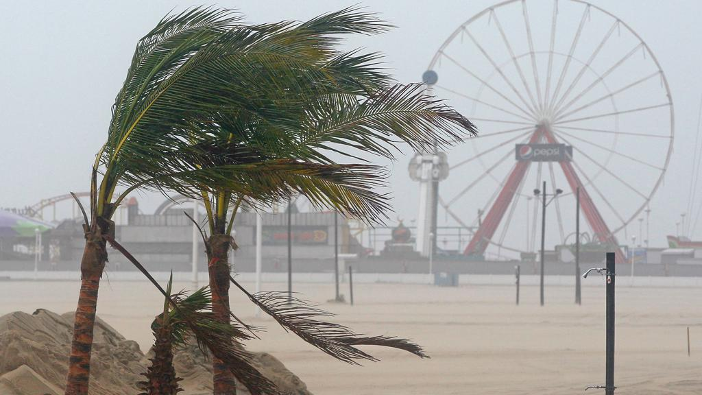 Hurikán Irene u Marylandu