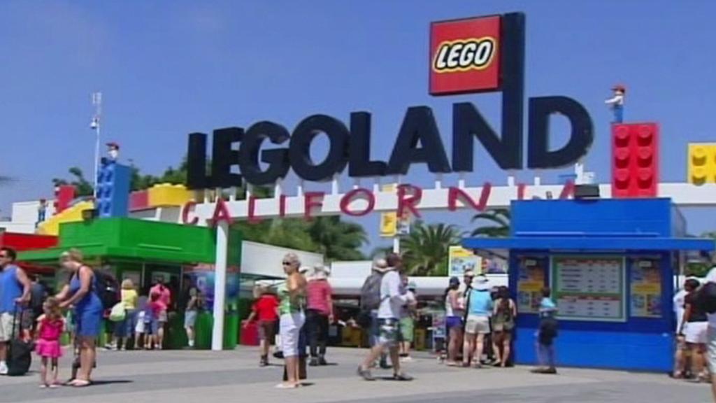 Legoland v Kalifornii