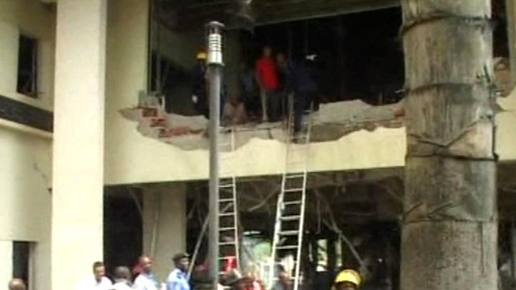 Útok na budovu OSN v Nigérii