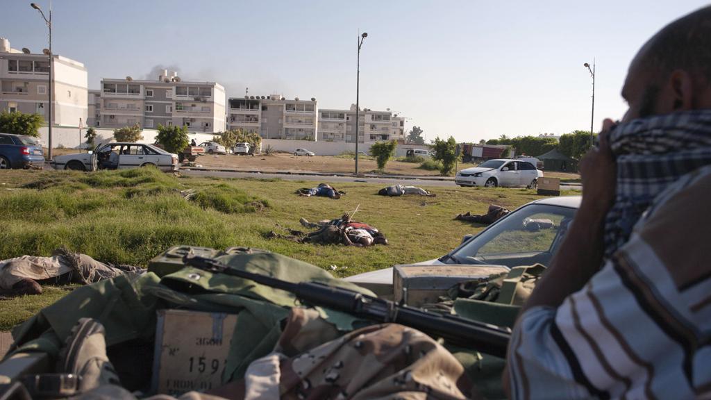 Povraždění Libyjci