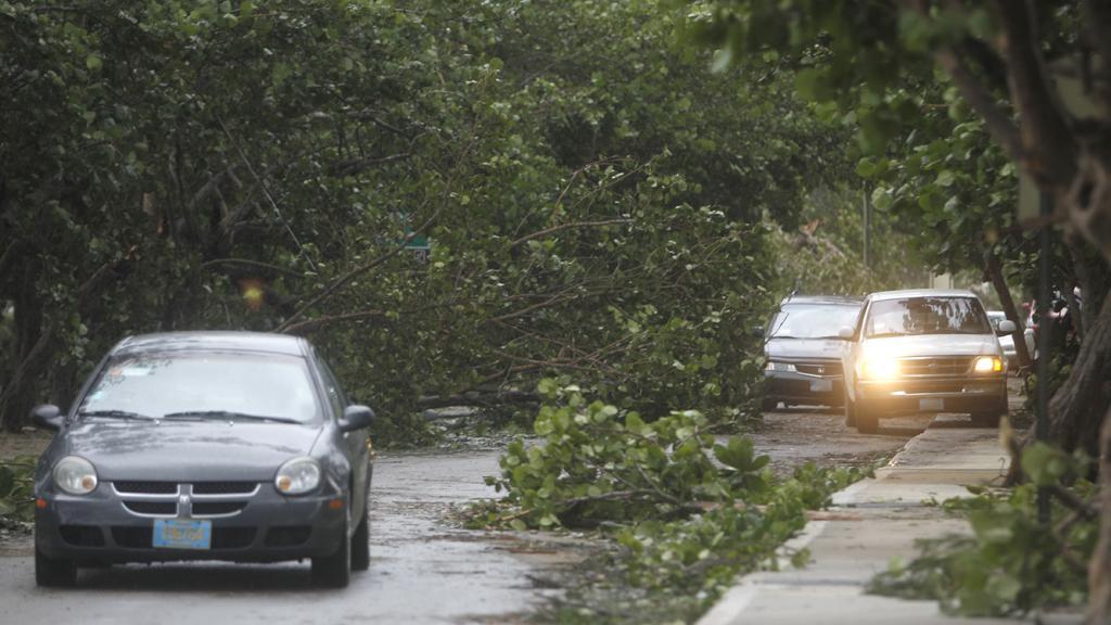 Na USA se řítí hurikán Irene