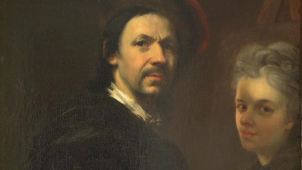 Jan Kupecký / Autoportrét