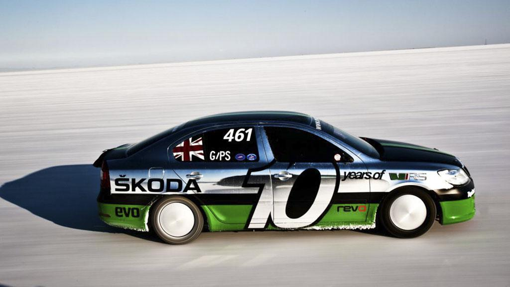 Škoda Octavia vRS Special