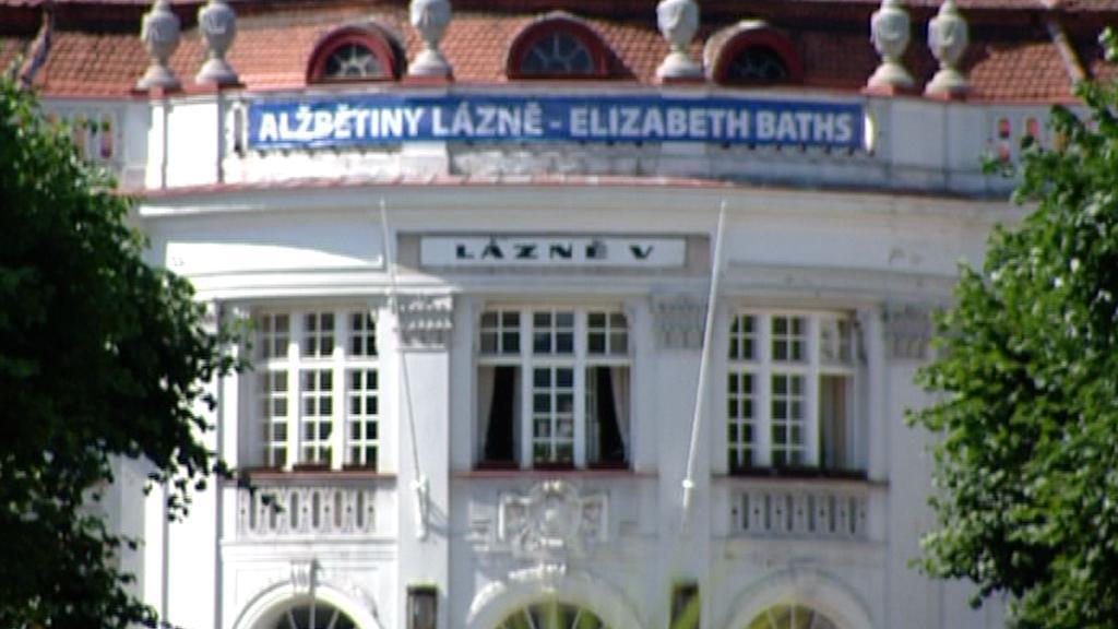 Alžbětiny lázně