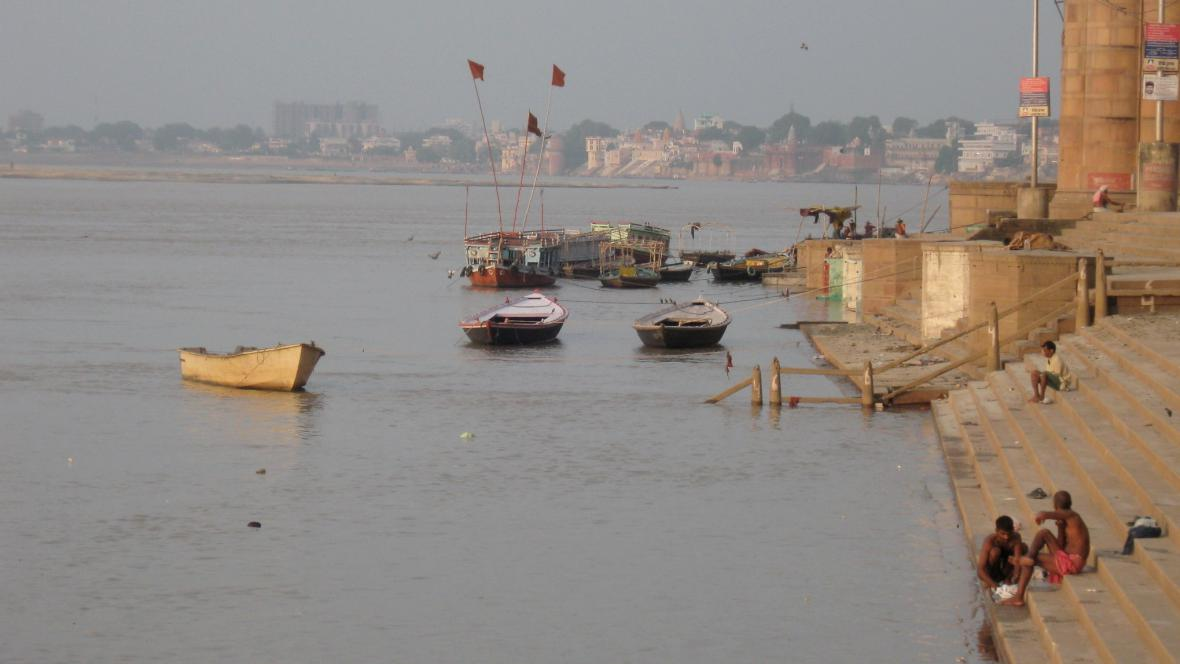 Gháty ve Varanasí