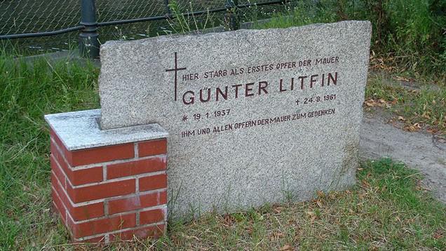 Hrob Güntera Litfina