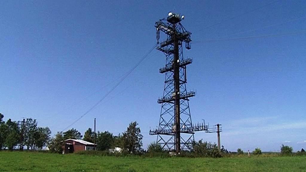 Energetická stanice ve Žďárských vrchách