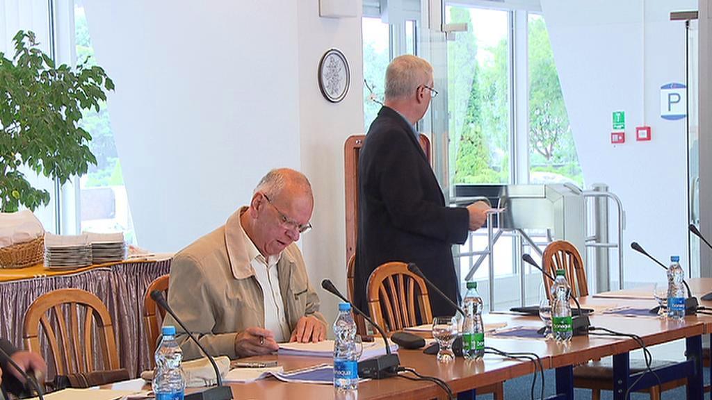 Předseda Rady ČT Milan Uhde
