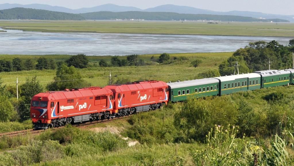 Kimův vlak