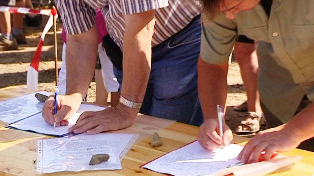 Petice za záchranu šumavské krajiny