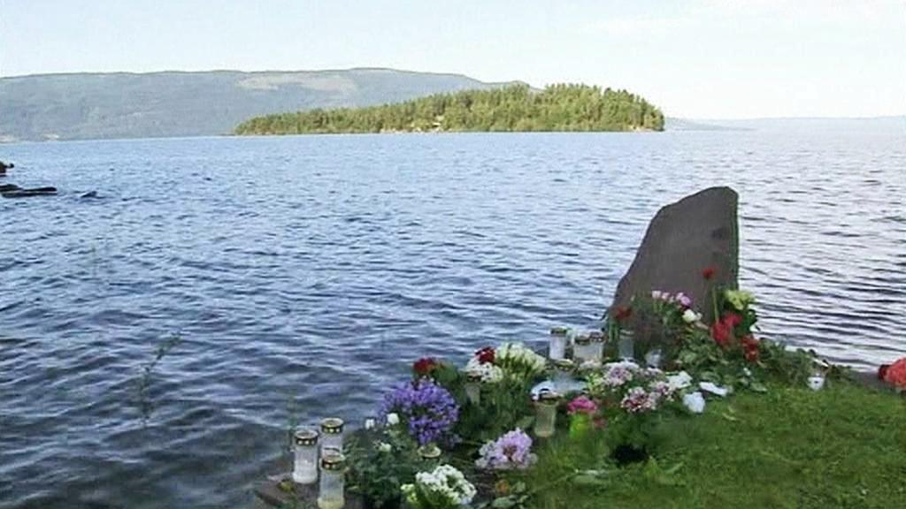 Pieta na ostrově Utöya