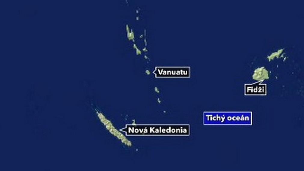 Oblast v Pacifiku
