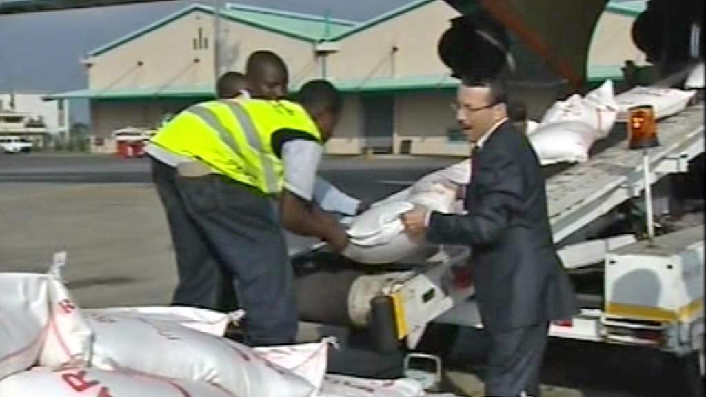 Humanitární pomoc pro Somálsko