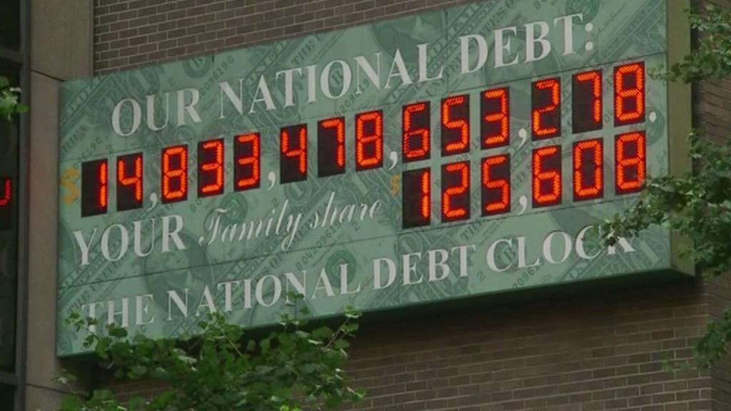 Státní dluh USA